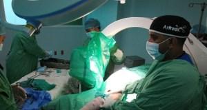 Médicos del Ney Arias Lora realizan jornada quirúrgica