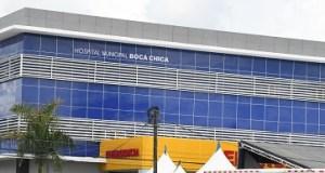 Gobierno entregó moderno hospital municipal a la comunidad de Boca Chica