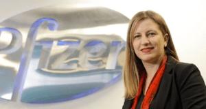 Marta Díez es nombrada presidenta de Pfizer Brasil
