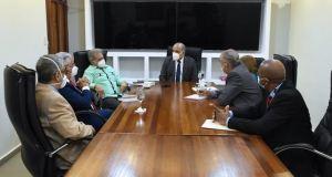 Ministerio de Salud y el CMD velarán por la recertificación médica en el país