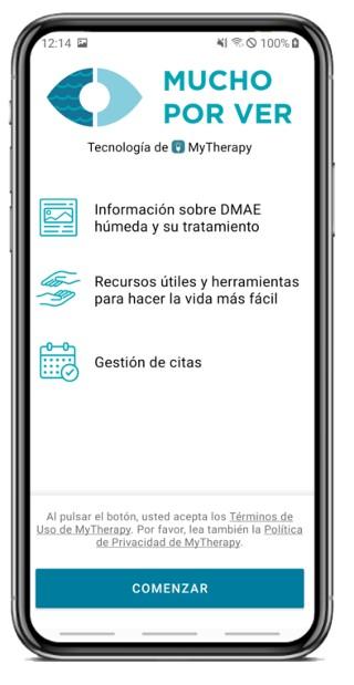 Novartis lanza una aplicación educativa para pacientes con DMAE