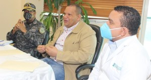 Implementarán plan de seguridad en Ciudad Sanitaria Evangelina Rodríguez
