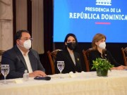 SNS, Primera Dama Raquel Peña y otras entidades lanzan proyecto detección temprana de cáncer