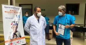 Culmina jornada Operación Sonrisa de labio y paladar hendidos en el Salvador B. Gautier