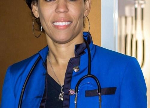 Dra. Marcia Castillo.