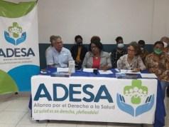 ADESA pide Gobierno mejore atención a otras enfermedades además del Covid-19