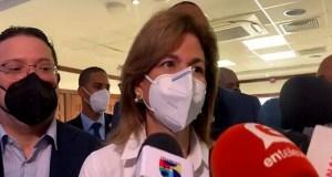 Vicepresidenta Peña anuncia provincia Espaillat será la tercera sin toque de queda