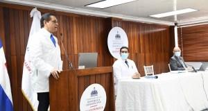 Salud Pública introduce en el país el REGEN-COV para tratamiento de COVID-19; primera nación latinoamericana con este fármaco