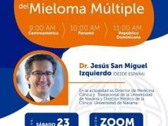 Experto disertará sobre el Mieloma Múltiple en conferencia virtual