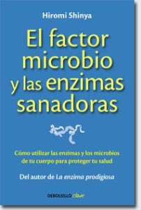 Factor microbio y enzimas sanadoras