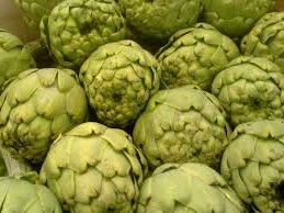 alcachofa alimentos laxantes
