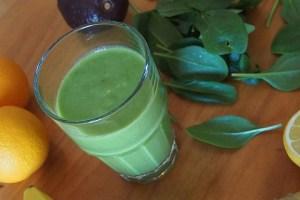Batidos Verdes Para Controlar la Hipertensión Arterial