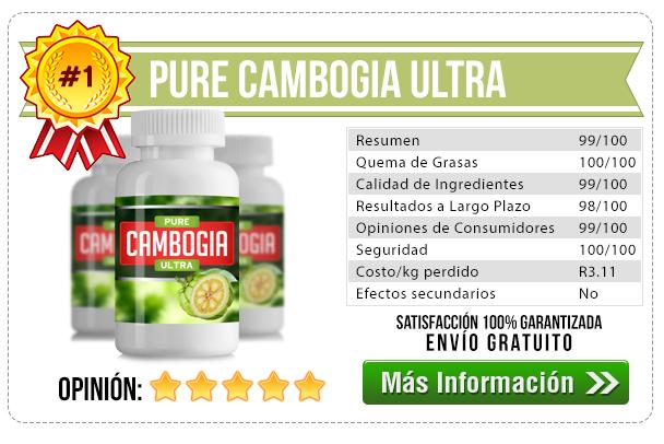 garcinia cambogia mercadona efectos secundarios