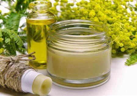 imagen de productos para la cosmética natural