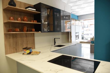 Interior de la Tienda - Saluita Cocinas