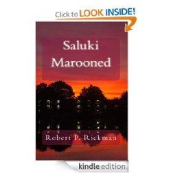 Saluki Marooned Kindle
