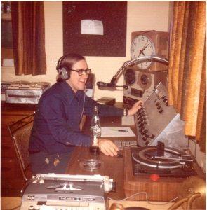 Roger At RRP 1971