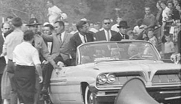 JFK at Southern Illinois University.