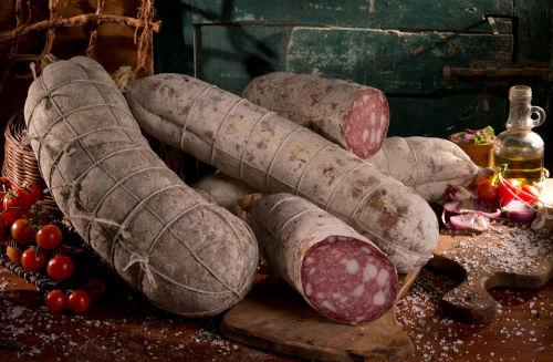 Salame Toscano di Gombitelli - Salumificio Cerù