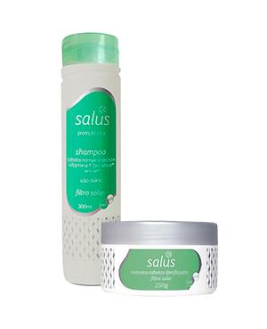 Kits Especiais – Shampoo Cabelo Oleoso e Máscara com Proteção UVA e UVB
