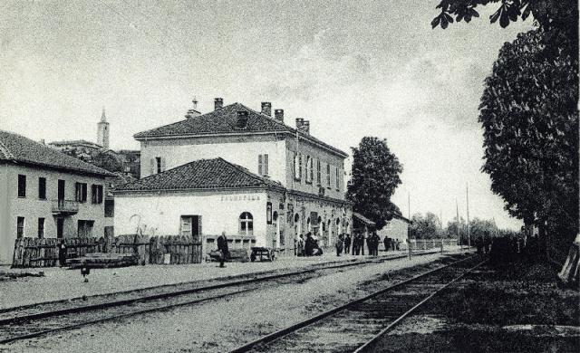 stazione salussola 1910_1920