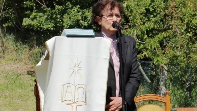Da San Benedetto del Tronto ad Arro per portare un fiore sulla tomba di Camilla Vitali