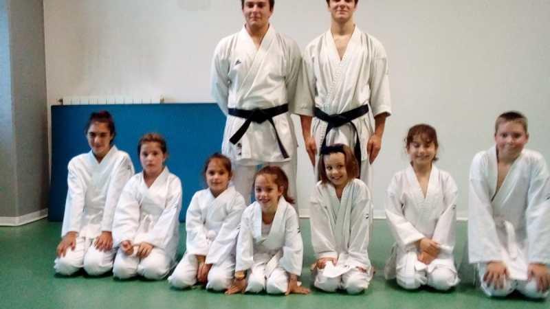 A Salussola è arrivato il karate shotokan