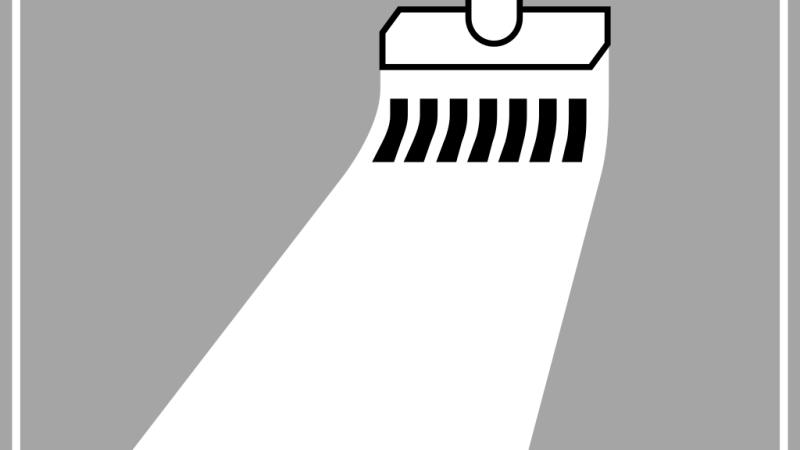 Lavori di segnaletica orizzontale sulla provinciale 322 Salussola – Brianco