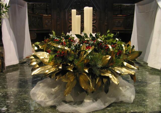 Oggi inizia l'Avvento che ci porterà al Natale di Gesù