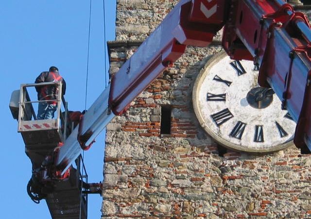 Un nuovo comando elettronico scandisce le ore e il suono delle campane di santa Maria Assunta