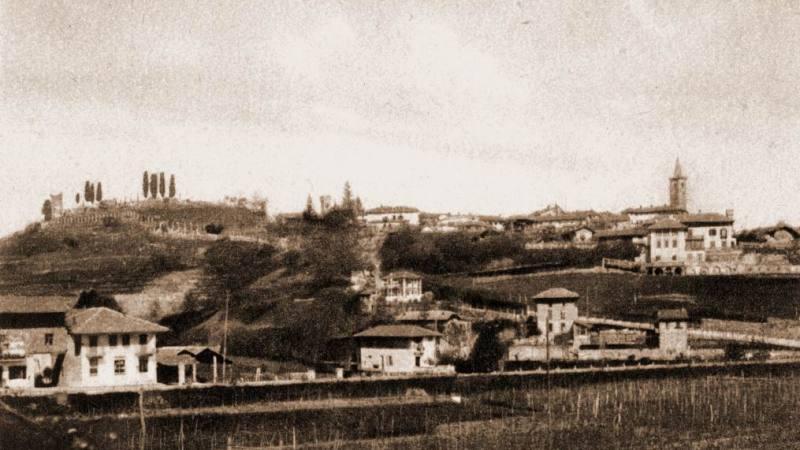Salussola e le origini del suo borgo