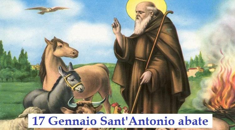 Il covid ha cancellato la festa di sant'Antonio abate a Vigellio