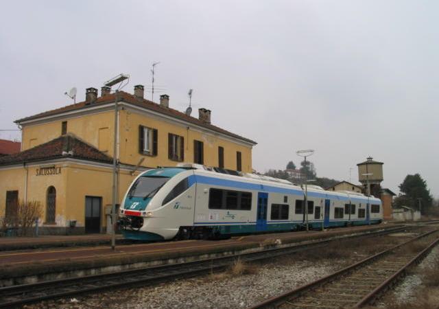 Gli arrivi e le partenze dalla stazione ferroviaria di Salussola sono state rimodulate