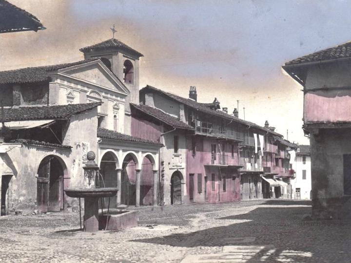 I volontari sociali dal 1500 al 1900 a Salussola erano la Confraternita di san Nicola