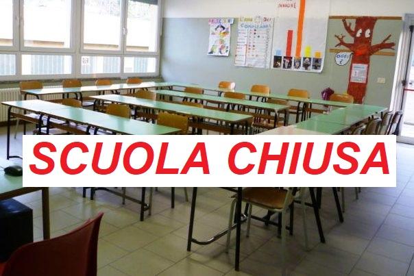 Virus covid-19: La scuola è ancora sospesa fino al 15 marzo