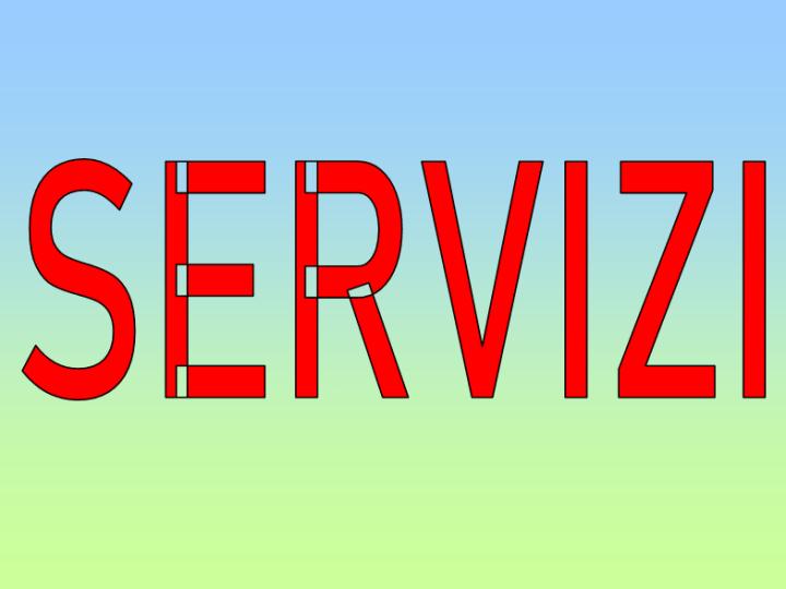 Determinati i prezzi di mensa e palestra per gli utenti dei servizi