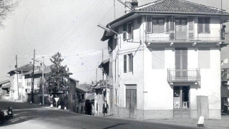 Vecchia Salussola: La strada camionabile di Biella