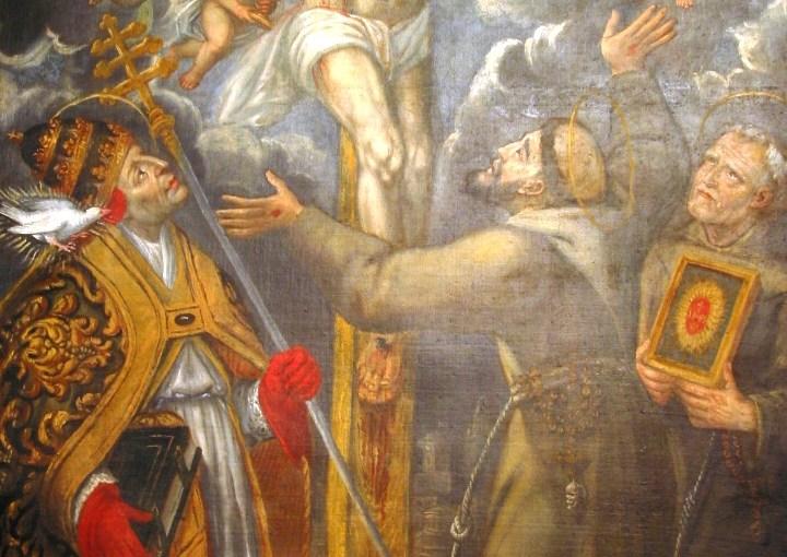 Le chiese scomparse di Salussola: L'oratorio di san Bernardino