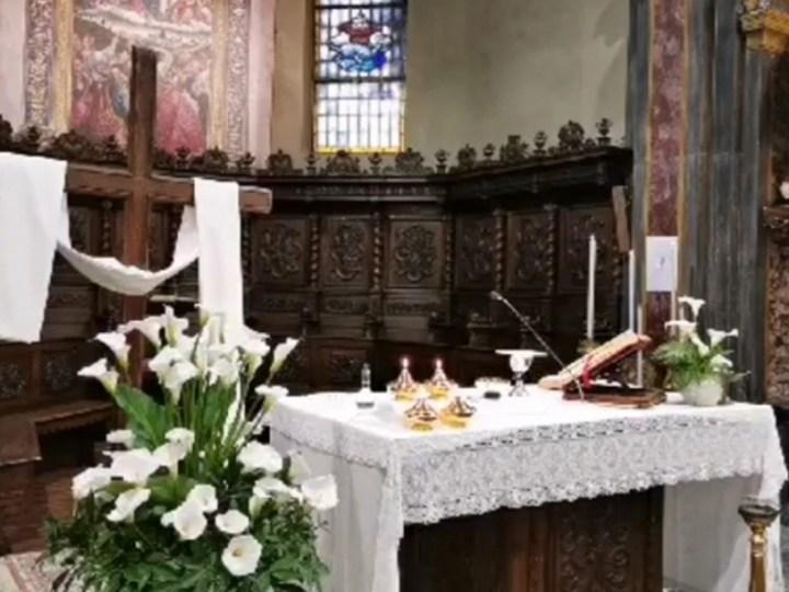 Video della Messa di Pentecoste trasmessa in diretta sabato 30 maggio 2020
