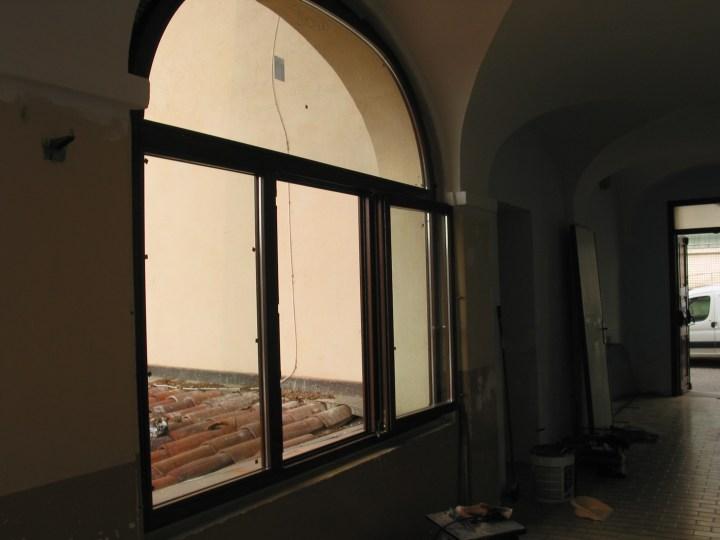 50 mila euro per mettere in sicurezza una scala dell'edificio di Vie sorelle Bona, 10