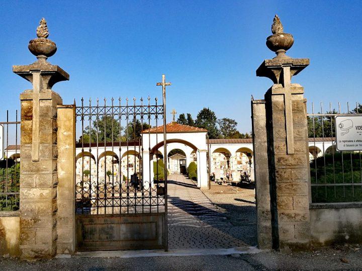 Curiosità Storica: Il cimitero del capoluogo sorse con l'intenzione di dismettere gli altri tre