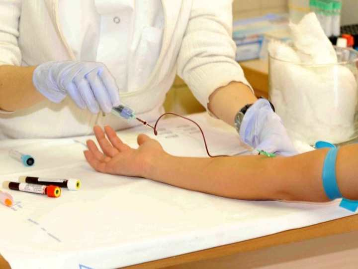 Dal 13 luglio si potrà prelevare il sangue all'ospedale di Biella Ponderano senza prenotazione
