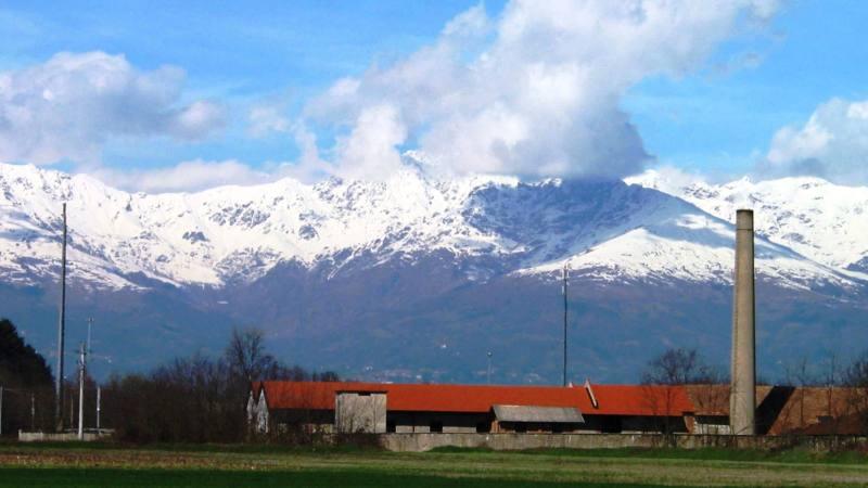 Curiosità Storiche: L'opificio dei Rubin Pedrazzo in Via Molino dei Banditi