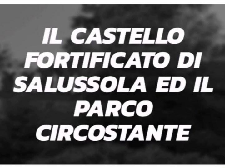 VIDEO 📹 In giro per il parco del castello fortificato di Salussola