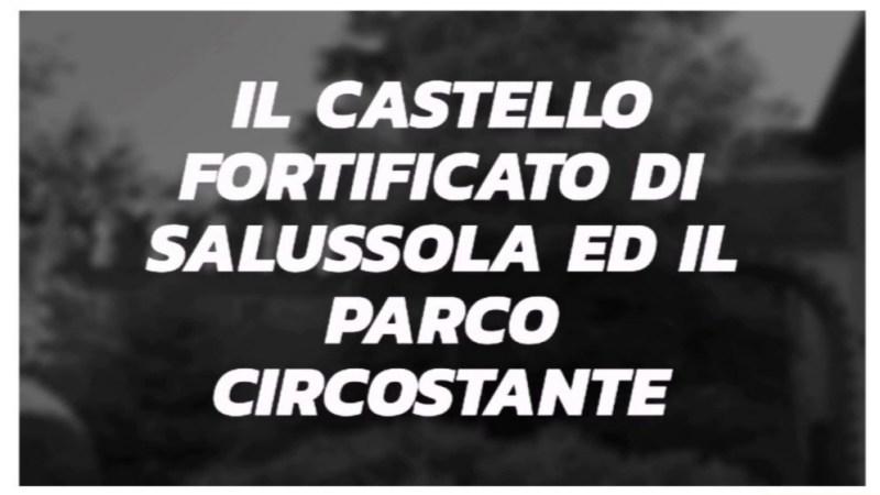 VIDEO ? In giro per il parco del castello fortificato di Salussola