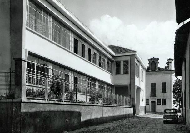 Vecchia Salussola: La scuola media nei primi anni del 1960