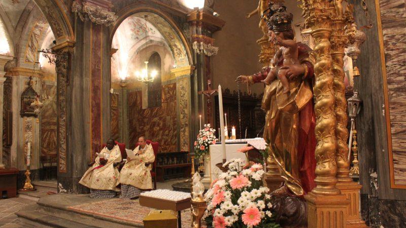 Sabato 15 agosto è l'Assunzione di Maria patrona della Parrocchia del Monte