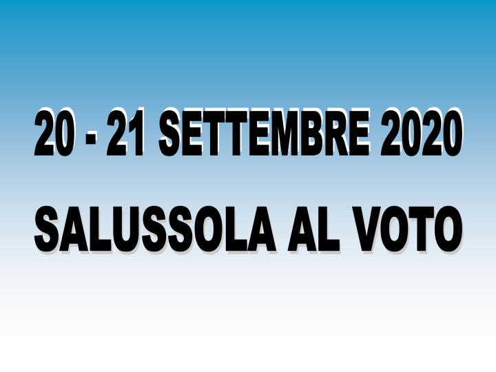 Salussola al voto: A Salussola vince il SI con il 73,92% delle preferenze