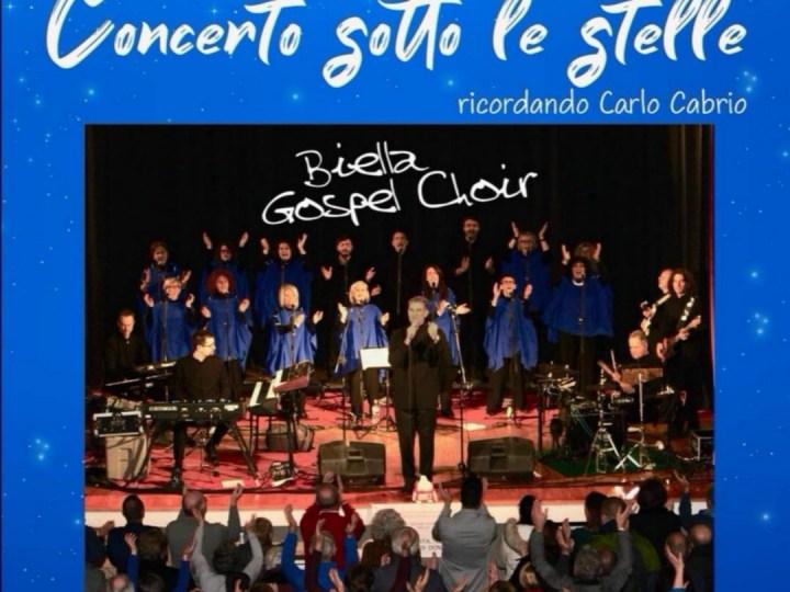 """Prossimamente a Salussola """" Concerto sotto le Stelle """""""