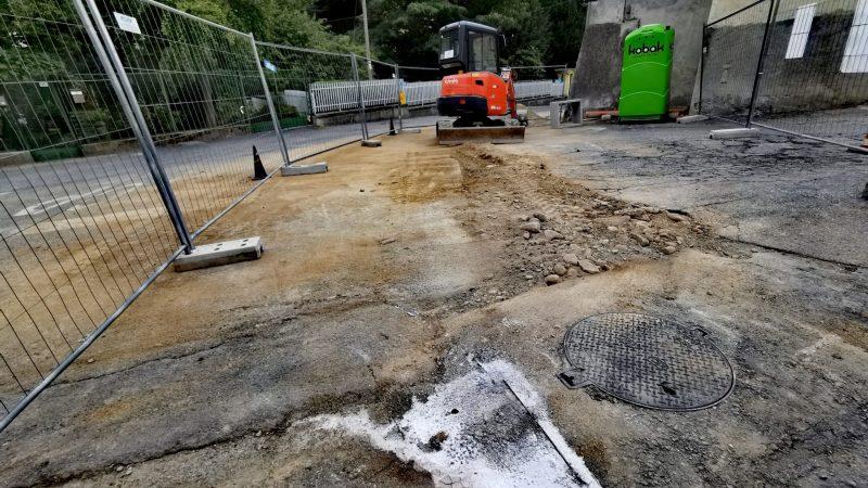 Posticipato il termine dei lavori alla rete fognaria di Via Stazione